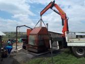 Heritage Transport crane truck hire