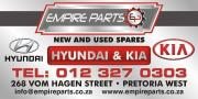Hyundai & KIA New & Used Parts