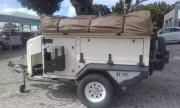 Jurgens Safari XT 160 Offroad Camper