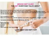 THE DIET EVERYONE TALKS ABOUT 7 WEEK PROGRAM