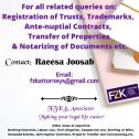 Affordable and Efficient Legal Services in Musgrave and Surrounding Areas by FZK & Associates