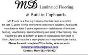Floor Fitters/Installers