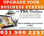 Upgrade your Business Status