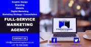 WEBSITE, LOGOS, BRANDING, SOCIAL MEDIA MARKETING, ADVERTISING, ETC. - FULL DIGITAL MARKETING AGENCY