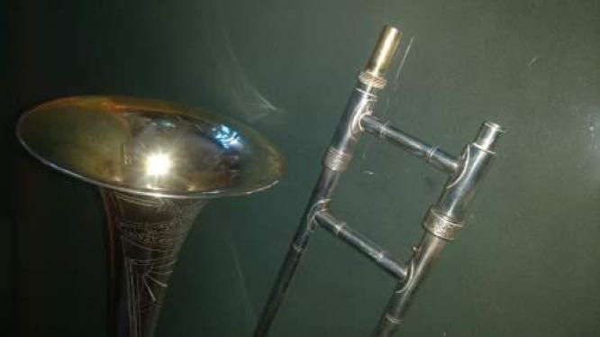 1932/1933 Booysey and Hawkes Ltd - Artist-Truline Trombone