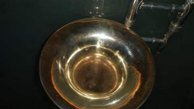 1932/1933 Booysey and Hawkes Ltd - Artist-Truline Trombone