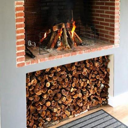 1 TON Firewood Clearance sale 36% off Sekelbos