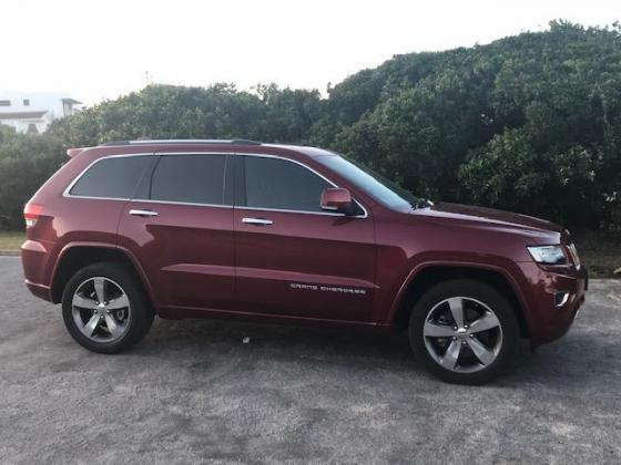 2015 Jeep Grand Cherokee 3.0l V6 Crd O/Land - Rent to own