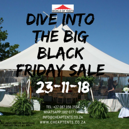 Affordable Tents for Sale