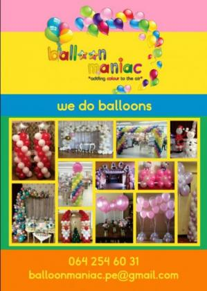 Balloon Maniacs