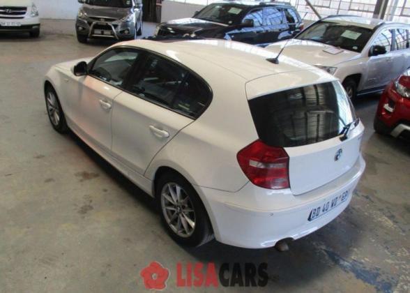 BMW 120D EXCLUSIVE A/T