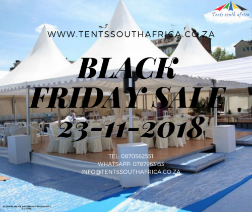 Buy Tents for Sale at Tents South Africa