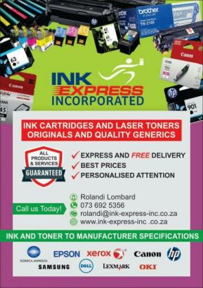 Cartridges and Toners