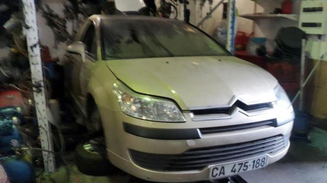 Citroen C4 1.6 hdi – Diesel - Striping for Spares - 2003 up to 2007