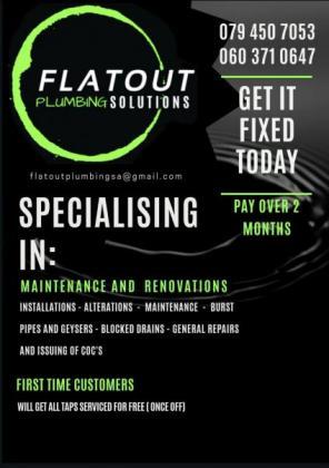 FlatOut Plumbing Solutions