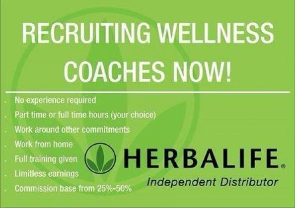 Health Enthusiast required