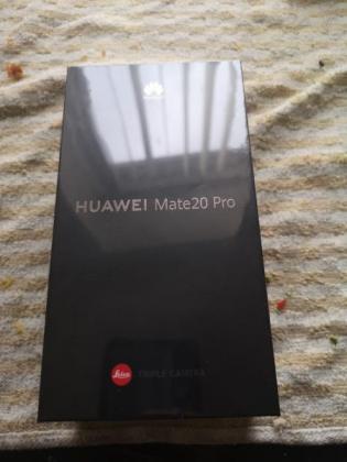 Huawei Mate 20 Pro - 128 GB - Black (Unlocked) (Single SIM) Brand New in Cape Town, Western Cape