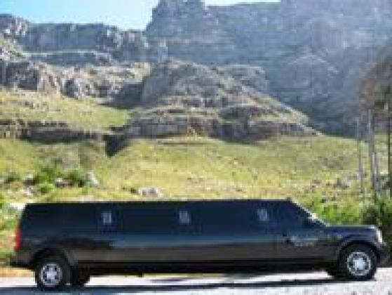 Limousine Hire in Cape Town. Large selection.