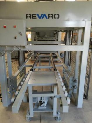 New Revaro RE6-24 Automated Block Plant