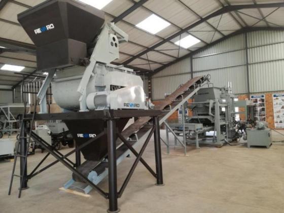 New Revaro RE6-24 Automated Block Plant