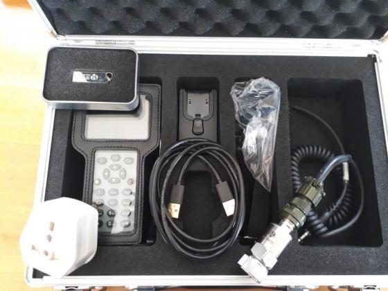 ROZH vibration analyser condition monitoring machine