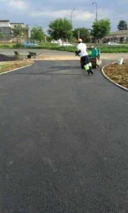 TAR SURFACES PAVING DOMESTIC AND INDUSTRIAL