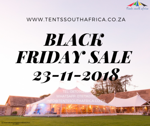 Tents for sale at Tents South Africa at unbeatable prices