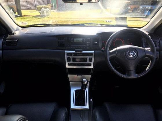 Toyota Runx 180i RSi