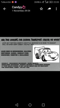 Transport-Candys Shuttle Services,