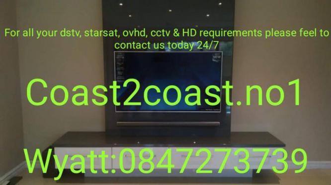 Dstv / ovhd / starsat / cctv in Durban, KwaZulu-Natal