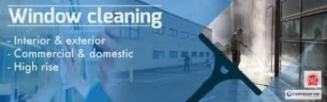 WINDOW & GUTTER CLEANING SERVICES