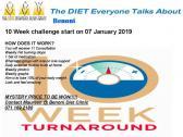 10 Week change your body change your life challenge