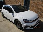 2017 VW GOLF 7. CLUBSPORT