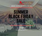 Bargain Tents Summer Black Friday Sale