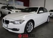 BMW 320D A/T (F30)