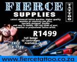 CK Long-Style Tattoo Cartridge needle Pen
