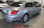 MERCEDES BENZ C220 BLUETEC A/T