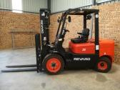 New Revaro FD35D 3.5Ton Heavy Duty Forklift (2 Stage)