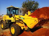 New Revaro T-REX 918 1.8 Ton Front Wheel Loader