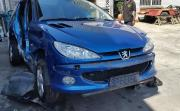 PEUGEOT 206 SW 1.6 16v. STRIPING FOR SPARES -(station wagon)
