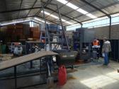 Revaro Hydraulic Concrete Roof Tile Machine
