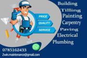 Tilling, Building , Tiller, Builder