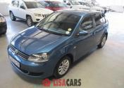 VW POLO VIVO GP 1.4 TRENDLINE 5DR