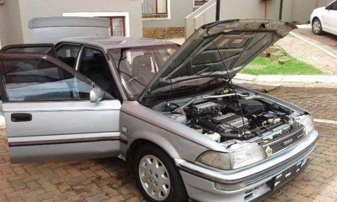 1992 Toyota Corolla Executive