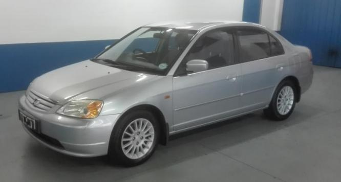 2002 Honda Civic 170i Automatic