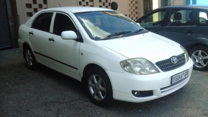 2006 Toyota Corolla 160i GLE automatic