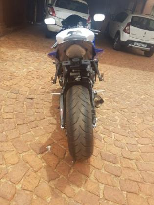 2015 Yamaha R6 for sale