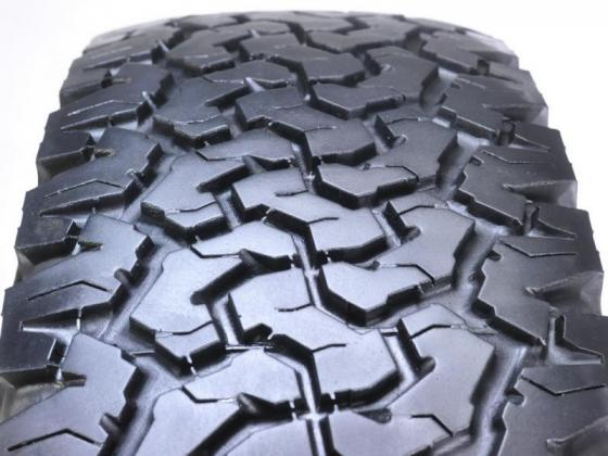265/65R18 BF GOODRICH A/T ( K02 ) TYRES FOR SALE