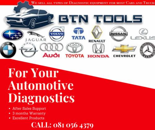 Automotive Diagnostic Units: Delphi DS150E and Wow Snooper V5.00.8 R2 in Wynberg, Western Cape