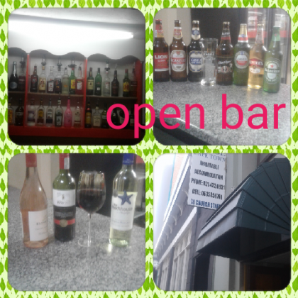 Banks kitchen city Capetown central cbd area  by 78 Church street all welcome